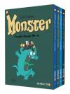 Monster Graphic Novels: Boxed Set Vol. #1-4 - Lewis Trondheim