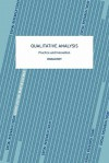 Qualitative Analysis: Practice and Innovation - Douglas Ezzy