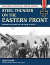 Steel Thunder on the Eastern Front: German and Russian Artillery in WWII - Chris Evans