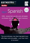 Earworms Spanish (Berlitz Earworms) Vol. 1 - Berlitz Publishing Company, Berlitz Publishing Company