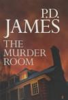 The Murder Room (Adam Dalgliesh, #12) - P.D. James
