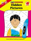 Hidden Pictures, Grades PK - 1 - Carson-Dellosa Publishing, Carson-Dellosa Publishing