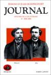 Journal des Goncourt, tome 2 - Edmond De Goncourt, Jules De Goncourt