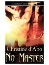 No Master - Christine d'Abo