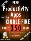 Free Productivity Apps for the Kindle Fire (Free Kindle Fire Apps That Don't Suck) - The App Bible