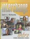 Interchange Intro Video Resource Book - Jack C. Richards