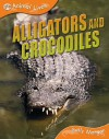 Crocodiles And Alligators (Qed Animal Lives) - Sally Morgan