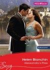 Mills & Boon : Alessandro's Prize - Helen Bianchin