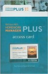 Homework Manager Plus Card to accompany Intermediate Accounting - J. Spiceland, James Sepe, Lawrence Tomassini, Mark W. Nelson, David Spiceland