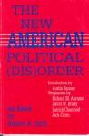 The New American Political (Dis)Order: An Essay - Robert A. Dahl