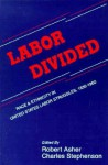 Labor Divided: Race and Ethnicity in United States Labor Struggles, 1835-1960 - Robert Asher, Charles Stephenson