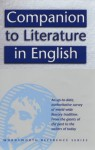 Wordsworth Companion to Literature in English - Ian Ousby