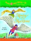 Monday with a Mad Genius: Magic Tree House Series, Book 38 (MP3 Book) - Mary Pope Osborne