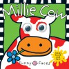 Millie Cow Large Format: Funny Faces - Roger Priddy