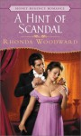 A Hint Of Scandal - Rhonda Woodward