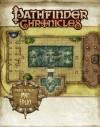 Pathfinder Chronicles: Council of Thieves Map Folio - Jared Blando, Robert Lazzaretti