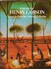 Poems Of Henry Lawson - Walter Stone, Henry Lawson