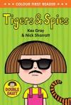 Tigers and Spies (Daisy Colour Reader) - Kes Gray, Nick Sharratt