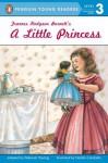 A Little Princess (All Aboard Reading, Level 3, Grades 2-3) - Deborah Hautzig, Natalie Carabetta
