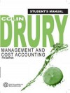 Management and Cost Accounting: Student's Manual - Colin Drury