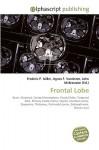 Frontal Lobe - Frederic P. Miller, Agnes F. Vandome, John McBrewster