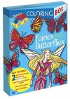 Fairies and Butterflies 3-D Coloring Box - Dover Publications Inc.