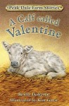 Peak Dale Farm Stories: Bk.1: A Calf Called Valentine - Berlie Doherty, Kim Lewis