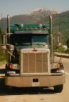 Runnin' in the Big Truck - An Ivy Leaguer's portrait of over-the-road trucking - John Mitchell