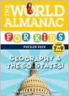 The World Almanac for Kids Puzzler Deck Geography - Lynn Brunelle