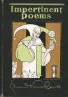 Impertinent Poems - Edmund Vance Cooke, Gordon Ross