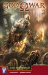 God of War #1 - Marv Wolfman, Andrea Sorrentino