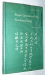 Major lyricists of the Northern Sung, A.D. 960-1126, - James J.Y. Liu