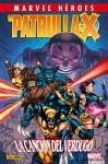 La Patrulla-X: La canción del verdugo (Coleccionable Marvel Héroes #43) - Scott Lobdell, Fabian Nicieza, Peter David, Greg Capullo