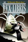 Rex Libris #6: Book of Monsters - James Turner, Jennifer de Guzman