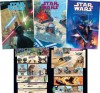 Star Wars Episode I: The Phantom Menace, Volumes 1-4/Stars Wars Episode II: Attack of the Clones, Volumes 1-4 - Henry Gilroy