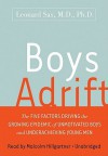 Boys Adrift [With Earbuds] - Leonard Sax, Malcolm Hillgartner