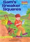 Sam's Sneaker Squares (Math Matters (Kane Press Paperback)) - Nat Gabriel