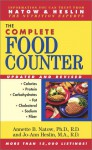 The Complete Food Counter - Annette B. Natow, Jo-Ann Heslin