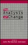The Analysis Of Change - John M. Gottman