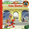 The Train Station - Susan Hood, Tom Brannon