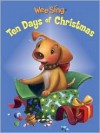 Wee Sing The 10 Days of Christmas (board) - Pamela Conn Beall, Susan Hagen Nipp, Hala Wittwer