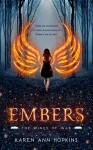 Embers (The Wings of War Book 1) - Karen Ann Hopkins