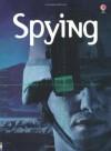 Spying (Usborne Beginners Plus) - Henry Brook, Staz Johnson