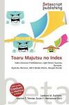 Toaru Majutsu No Index - Lambert M. Surhone, VDM Publishing, Susan F. Marseken
