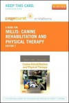 Canine Rehabilitation and Physical Therapy - Pageburst E-Book on Vitalsource (Retail Access Card) - Darryl Millis, David Levine