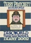 Discworld Thieves' Guild Yearbook & Diary 2002 - Terry Pratchett, Stephen Briggs, Paul Kidby
