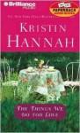 The Things We Do for Love (Audio) - Kristin Hannah, Susan Ericksen