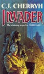 Invader (Foreigner, Book 2) - C.J. Cherryh, Michael Whelan