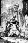 Batman Black and White #1 - Chip Kidd, Neal Adams, Joseph A. Quinones Jr., Maris Wicks, John Arcudi, Howard Mackie, Sean  Murphy, Michael Cho, Chris Samnee, Marc Silvestri