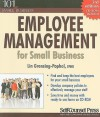 Employee Management for Small Business [With CDROM] - Lin Grensing-Pophal
